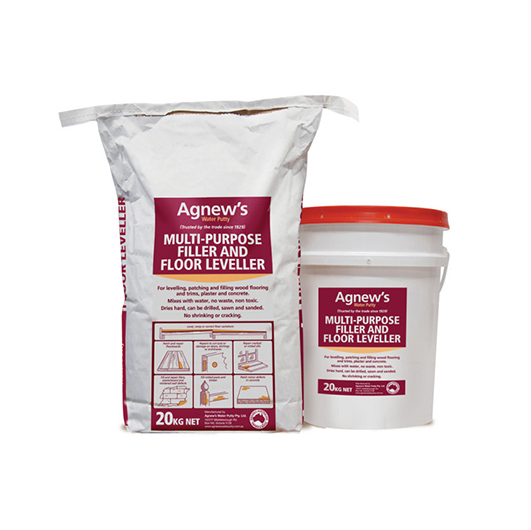 Agnews Water Putty 20KG