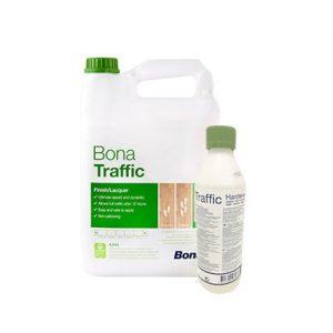 Bona Traffic with Hardener