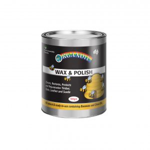 Organoil Wax and Polish