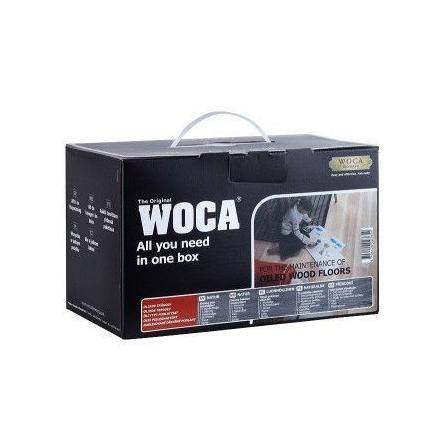 Woca Maintenance Box Hardwood Floors