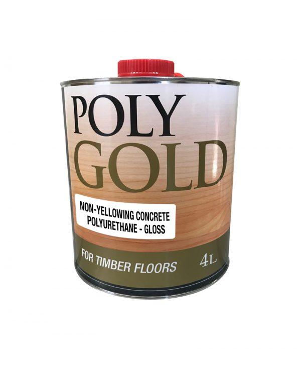 PolyGold Non Yellow Concrete Polyurethane Sealer