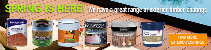 Decking maintenance products